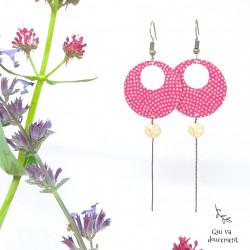Créoles - petit pois rose