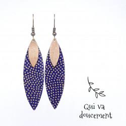 Naya (2) - Petit Pois bleu