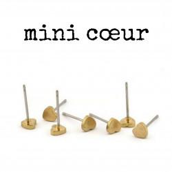 Clou - mini coeur